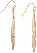 INC International Concepts Mismatched Metal Point Earrings, Created for Macy's