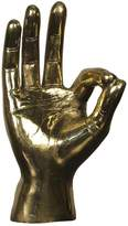 Noir Ok Brass Hand