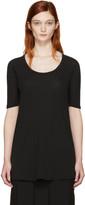 Boris Bidjan Saberi Black Wts 1 T-shirt