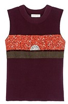 Tory Burch Callie Embellished Sweater