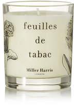 Miller Harris Feuilles De Tabac Scented Candle