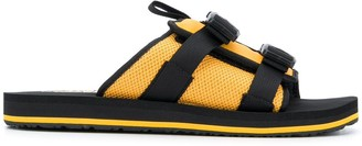 The North Face Buckle Strap Slides
