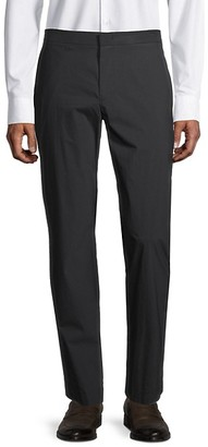 Theory Curtis DRW-Fit Cotton-Blend Pants