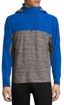 MPG Panel Windbreaker Jacket
