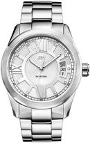 JBW Bond Mens Diamond-Accent Stainless Steel Watch J6311B