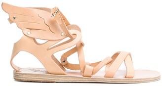 Ancient Greek Sandals Nephele flat sandals