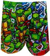 Briefly Stated Men's Ninja Turtles Boxer