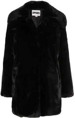 Apparis Alix faux-fur coat