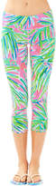 Lilly Pulitzer UPF 50+ Luxletic 21 Weekender Cropped Pant