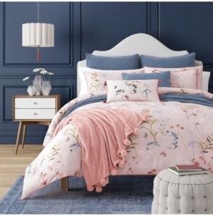 J Queen New York J by J Queen Beatrice Rose King 3pc. Comforter Set Bedding