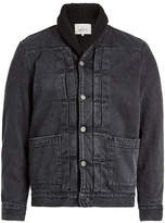 Levi's Levis Made & Crafted Shawl Collar Jacket with Textured Lining