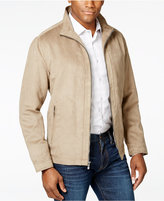 Weatherproof Men's Micro-Perforated Stand-Collar Jacket