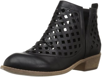 Brinley Co. Women's Karma Ankle Boot