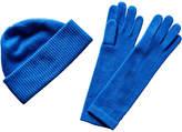 Portolano Cashmere Hat & Gloves Set