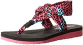 Skechers Meditation-86758L Slingback Sandal (Little Kid/Big Kid)