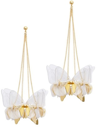 Zimmermann Butterfly Chandelier Earring