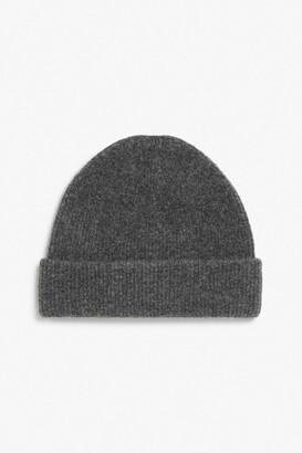 Monki Chunky knit beanie