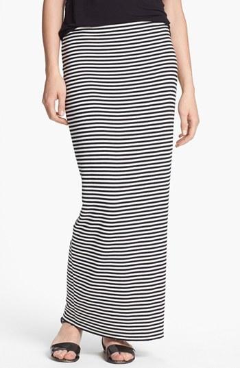 Bailey 44 'Shogun' Stripe Skirt
