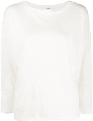 Frame Easy Dolman blouse