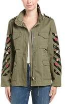 En Creme Embroidered Jacket.