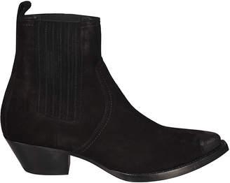 Saint Laurent Elasticated Ankle Boots