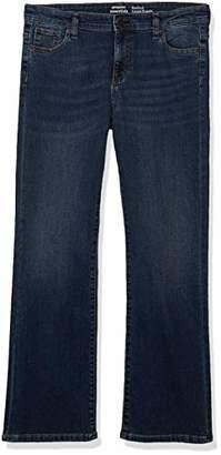Amazon Essentials Little Girl's Boot-Cut Jeans