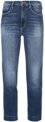 Frame Straight-Leg Jeans