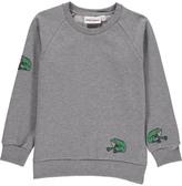 Mini Rodini Organic Cotton Frog Sweatshirt