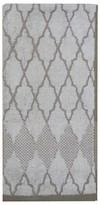 Threshold Hand Towel - Ogee Grey/White