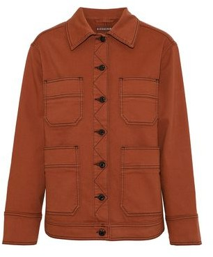 ALEXACHUNG Denim outerwear