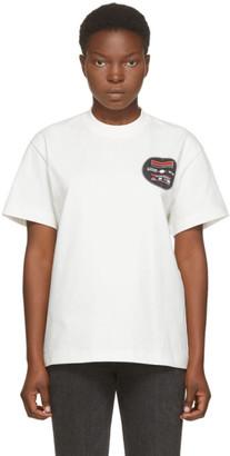 Alexander Wang Off-White Saw Blade T-Shirt