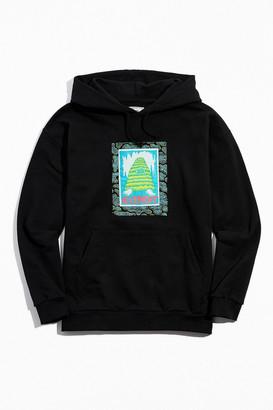 Element Pyramid Man Hoodie Sweatshirt