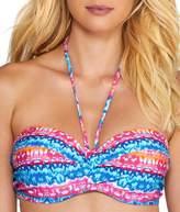 Freya Womens Cuban Crush Twist Bandeau Bikini Top