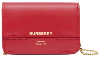 Burberry Chain Strap Card Case
