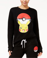 Mighty Fine Juniors' Pokémon Pikachu Graphic Sweatshirt