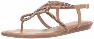 Fergalicious Women's Sapphire Flat Sandal