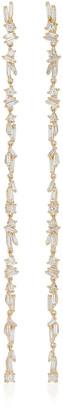 Suzanne Kalan 18K Yellow Gold Dangle Earrings