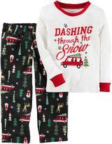 Carter's Christmas 2-pc. Pajama Set Boys