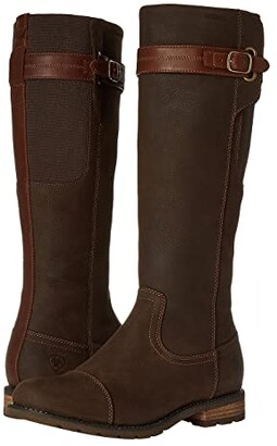 Ariat Stoneleigh H2O (Java) Cowboy Boots