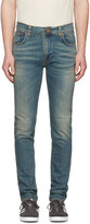 Nudie Jeans Navy Thin Finn Jeans