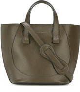 Victoria Beckham small Tulip tote - women - Calf Leather/Polyamide/Polyurethane - One Size