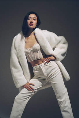 I.AM.GIA Nya Faux Fur Coat