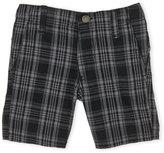 DKNY Toddler Boys) Plaid Shorts
