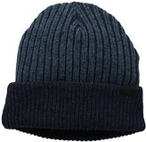 Timberland Men's Pleated Watch Cap with Ribbed Cuff