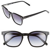 Bobbi Brown Women's The Cassandra 50Mm Sunglasses - Black