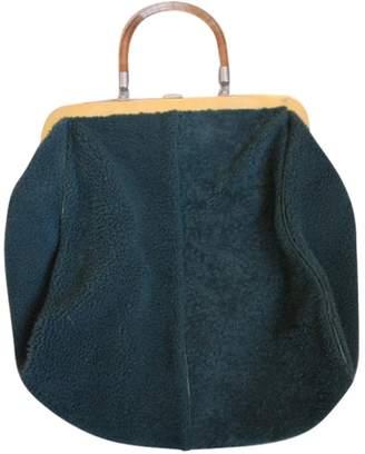 Sonia Rykiel \N Green Leather Handbags