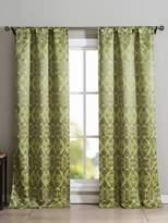 Kensie Vivyan Pole Top Window Panels (Set of 2)