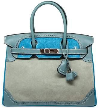 Hermes Pre-Owned 2014 Ghilles Birkin 30 bag