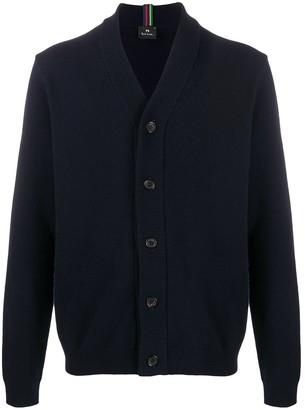 Paul Smith V-neck long-sleeved cardigan