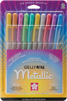 Sakura Gelly Roll Metallic Medium Point Pens - 10 Pack